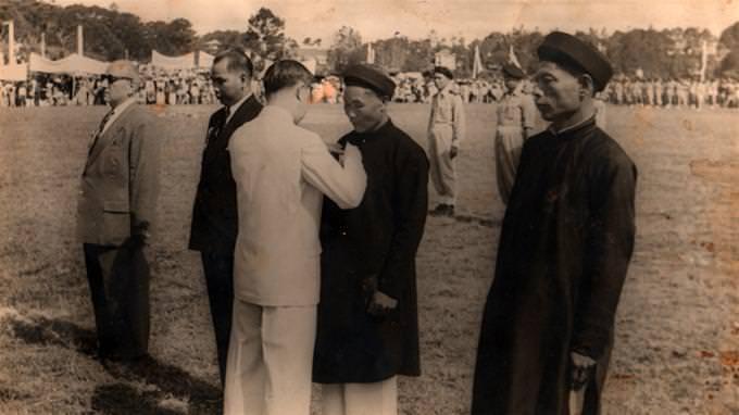 Nhóm những người đầu tiên đến Đà Lạt